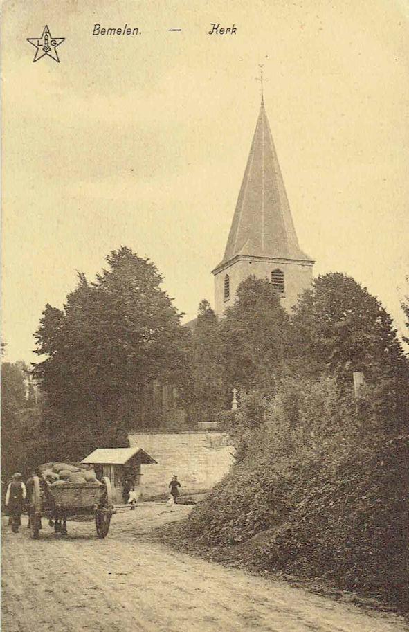 Bemelen - Kerk