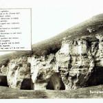 Bemelen - rotspartij met gedicht