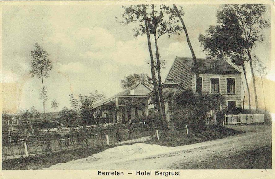 Hotel Bergrust 8