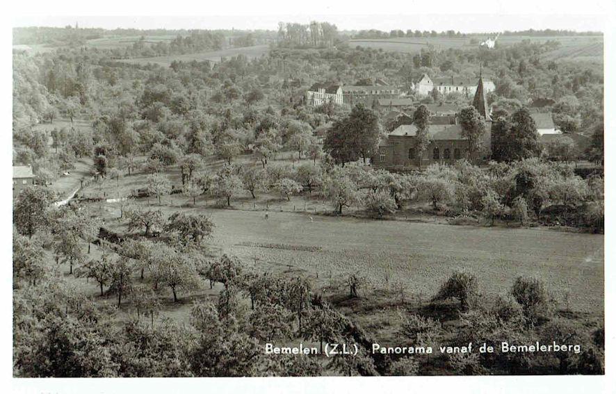 Panorama vanaf de Bemelerberg 1