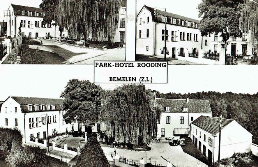 Park Hotel Rooding drieluik