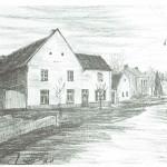Pentekening boerderij 2
