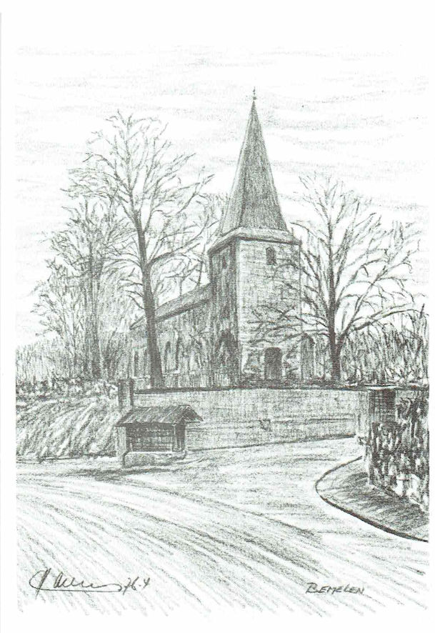 Pentekening kerk