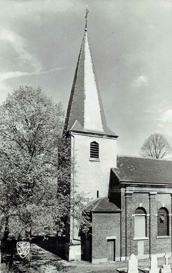 St Laurentiuskerk noordzijde